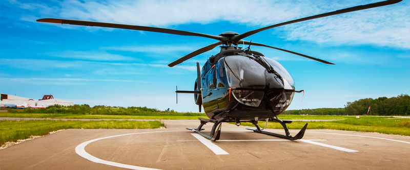 Полет на вертолете – оригинальный подарок и огромная порция положительных эмоций
