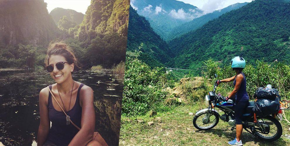 Я взяла 900 $ и объехала весь Вьетнам за 30 дней: история одной девушки на мотоцикле