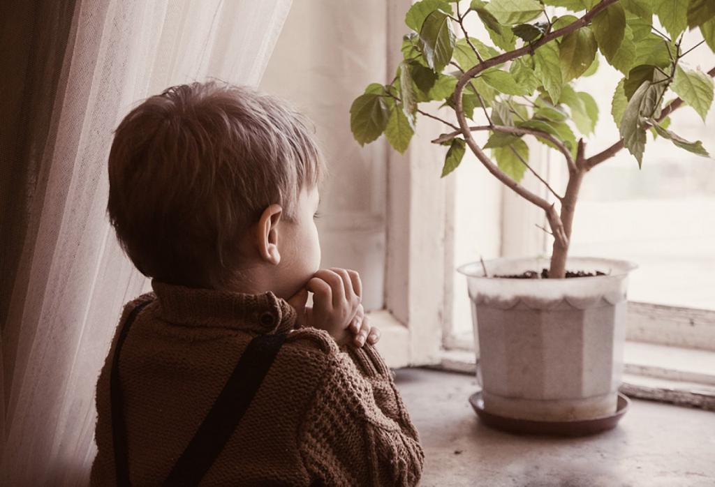 На Рождество Артем решил съездить в детский дом, в котором вырос. И встретил родную мать