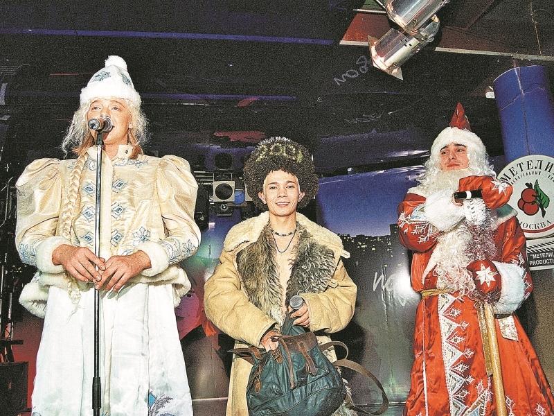 «Приличные деньги заработал Дедом Морозом»: «Рыжий из Иванушек» о первом серьезном гонораре