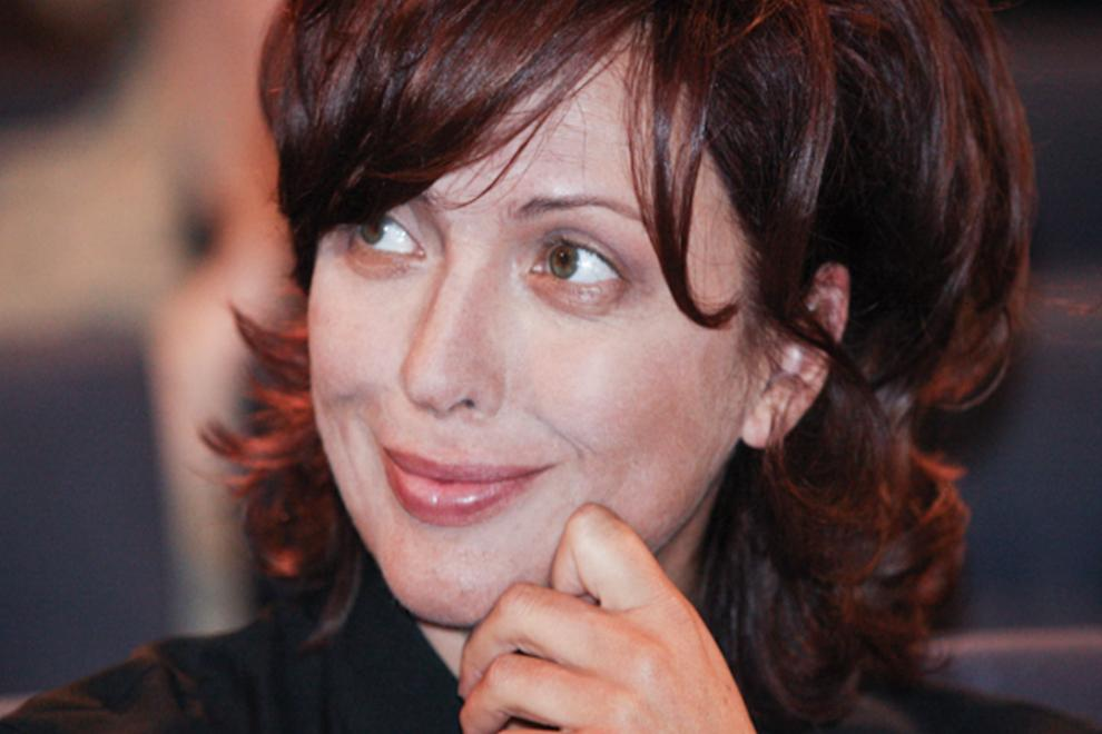 Ольга Дроздова отметила Новый год без грамма косметики на лице