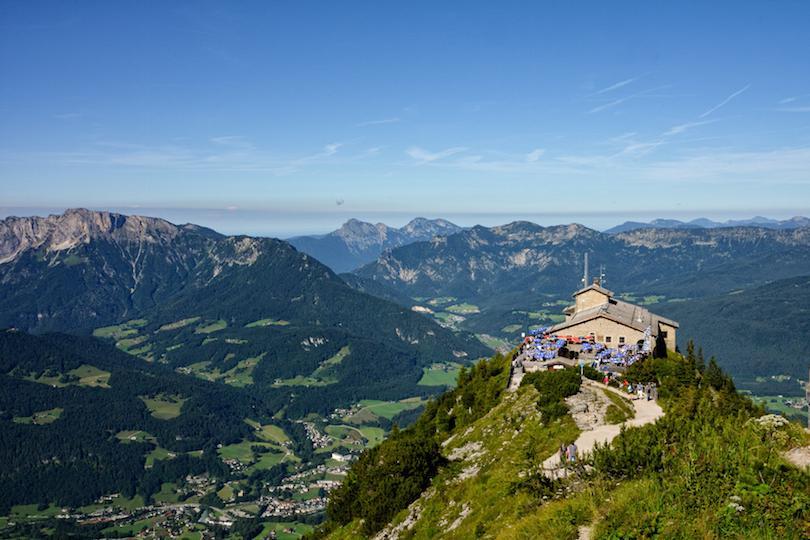 Туристические достопримечательности Германии ограничиваются не только городами