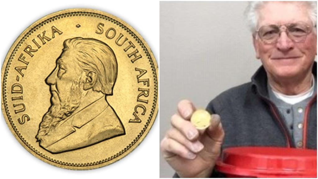 Неизвестный человек 21-й год подряд жертвует монету стоимостью 1500 $ на благотворительность