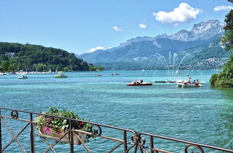 10 самых красивых озер Франции: почему озеро Анси оказалось на первом месте