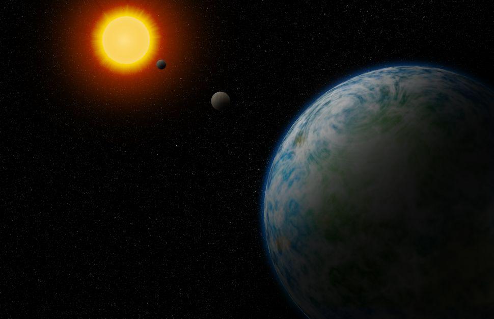 Год начался с открытий! Ученые открыли 2 экзопланеты и зафиксировали рекордно низкую температуру на