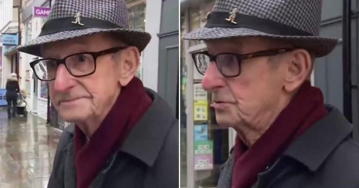 Спросите мою маму или доктора : репортер не поверил своим ушам, когда узнал реальный возраст пенсионера
