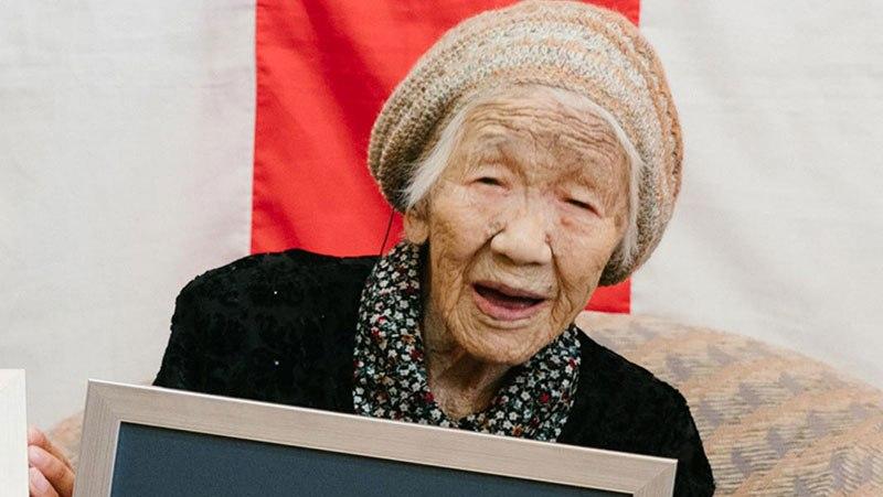 Японке по имени Канэ Танака исполнилось 117 лет, и она стала самым старым человеком в мире, побив собственный рекорд