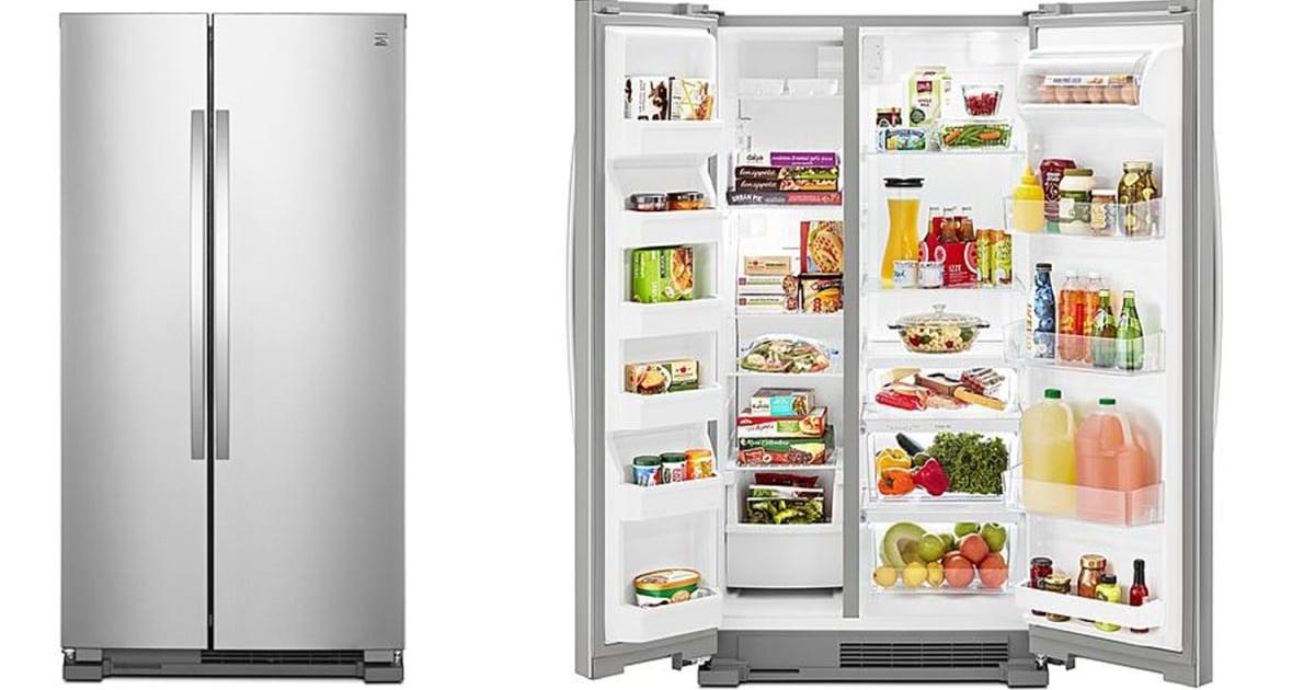 Холодильник Side by Side: почему он намного лучше ″обычного″