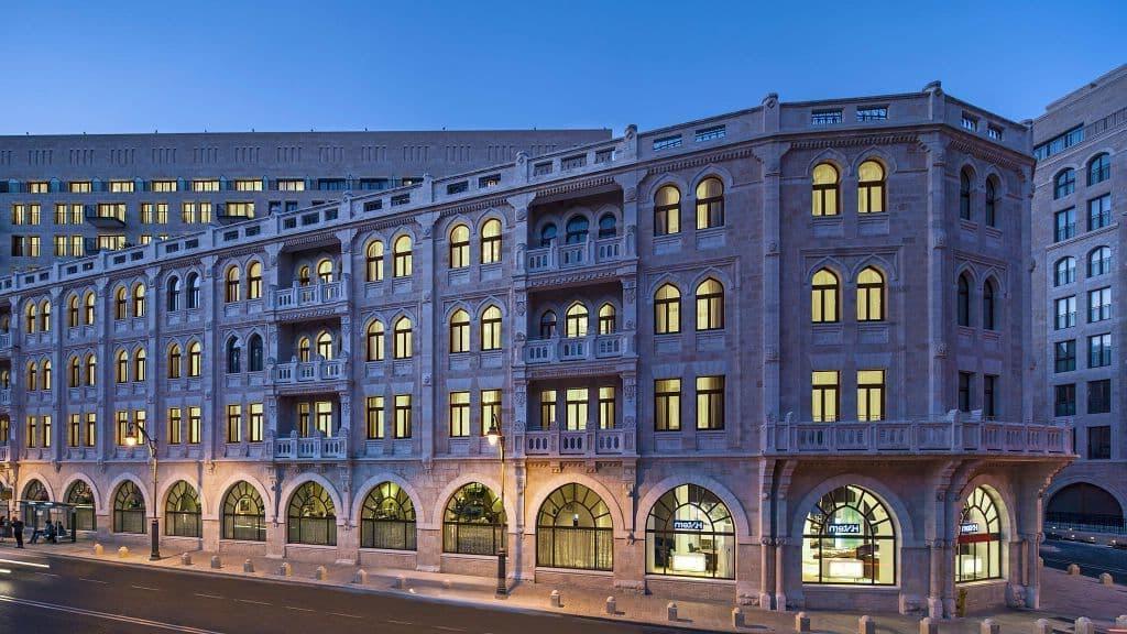 Мечта путешественника: Waldorf Astoria Jerusalem - потрясающий отель в самом сердце Иерусалима