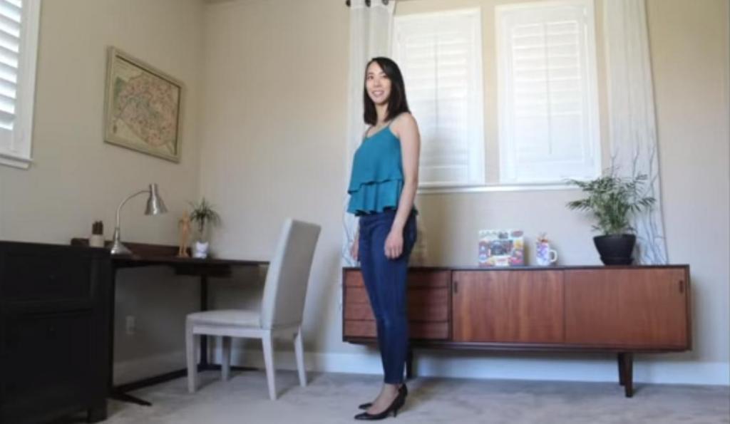 Парень каждый день фотографировал беременную жену в одном и том же месте: трогательное видео