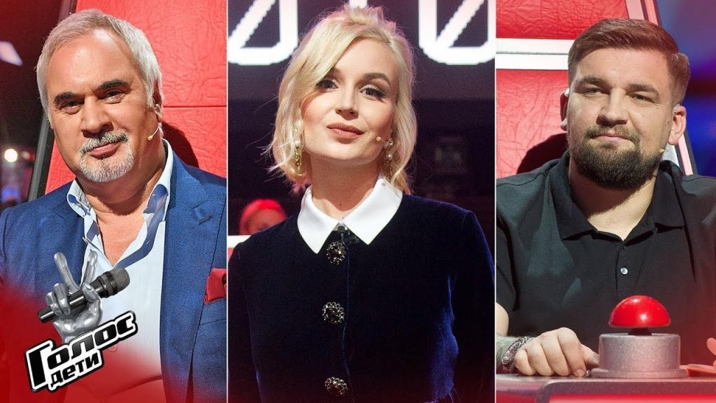 После скандала в шоу «Голос. Дети» руководство Первого канала внесло изменения в состав жюри