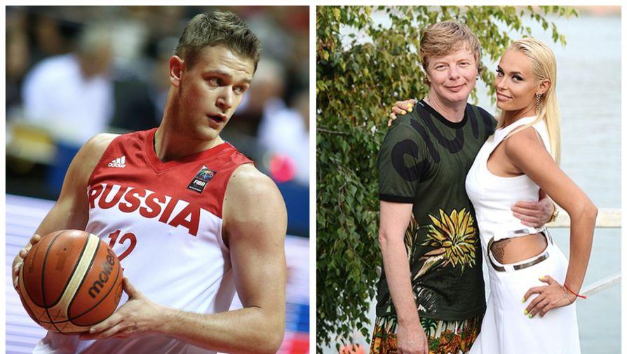 Экс-жена Рыжего из «Иванушек» и баскетболист Андрей Зубков стали родителями