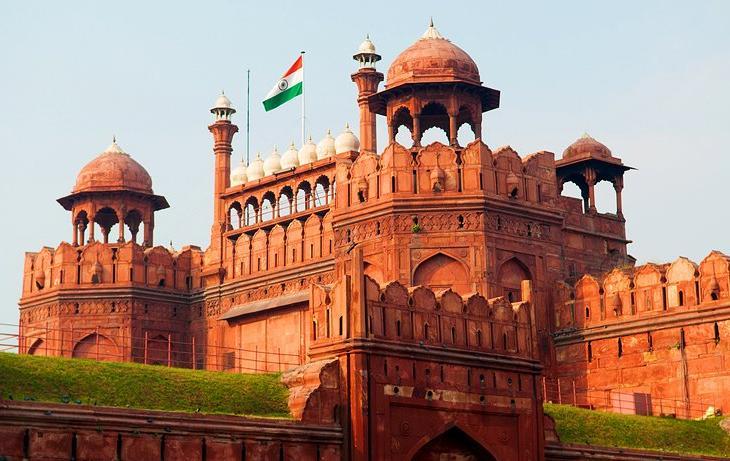 Самые популярные туристические достопримечательности в Дели и Нью-Дели