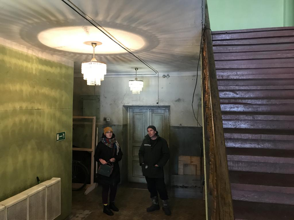Ветхая усадьба Халецких. Девушка из Сибири нашла свое родовое имение в Белоруссии