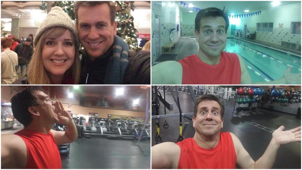 Дэн Хилл оказался заперт внутри фитнес-центра: он от души повеселился в соцсетях, прежде чем его освободили