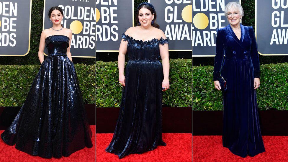 Лучшие наряды Golden Globe 2020: показываем красивые образы знаменитых актеров и актрис, принявших участие в прошедшей церемонии