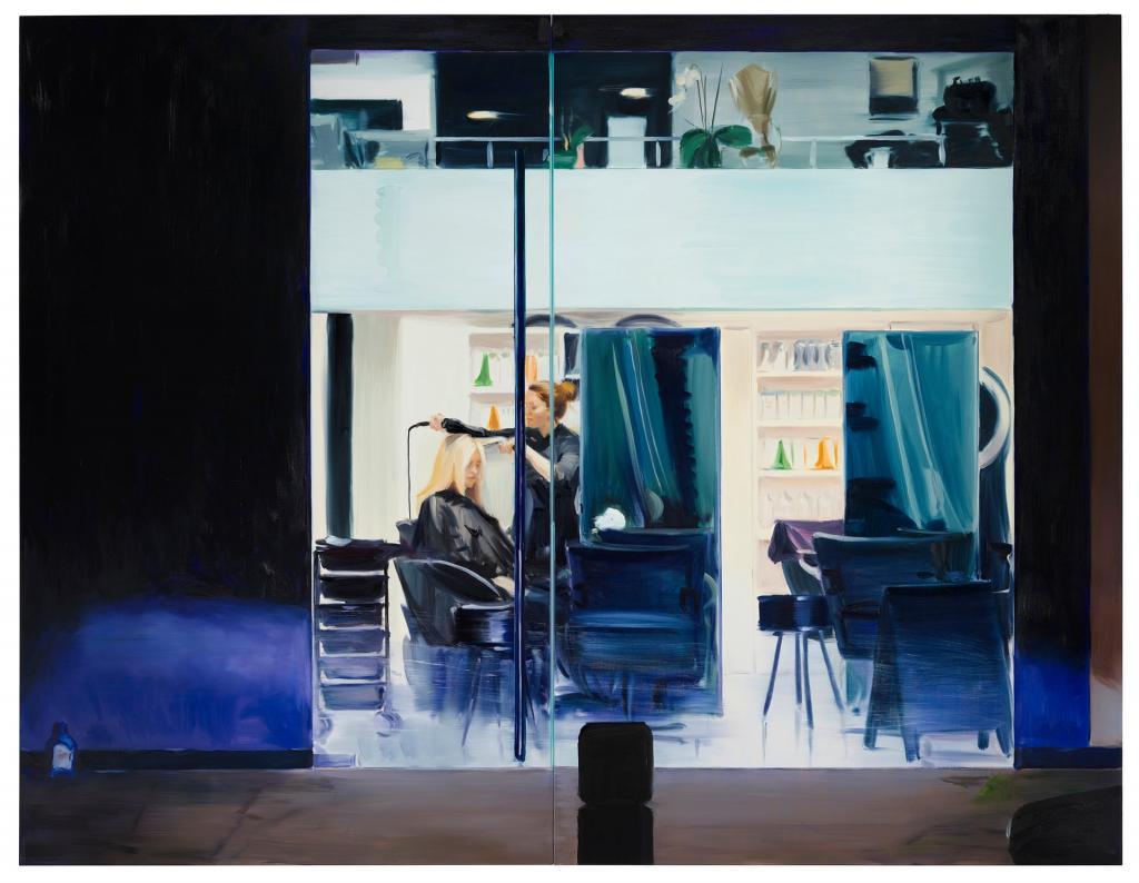 Такие  невидимки  есть в каждом городе: трогательный проект британского художника, изображающего работу женщин из сферы услуг