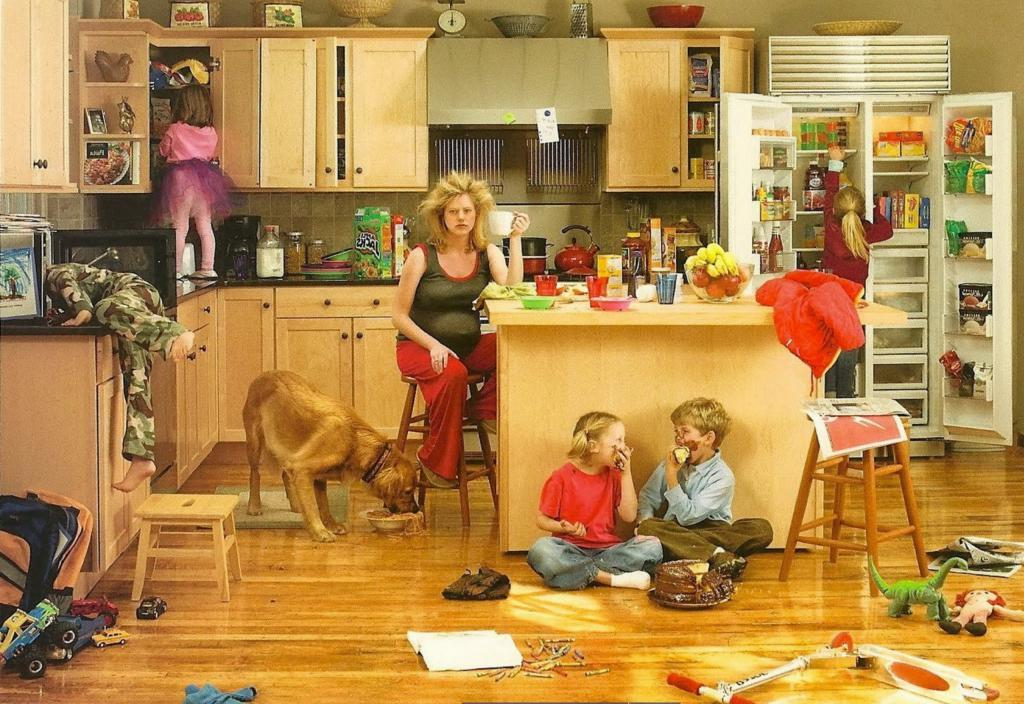 Менеджер семьи: зачем стоит записывать все мелкие бытовые задачи