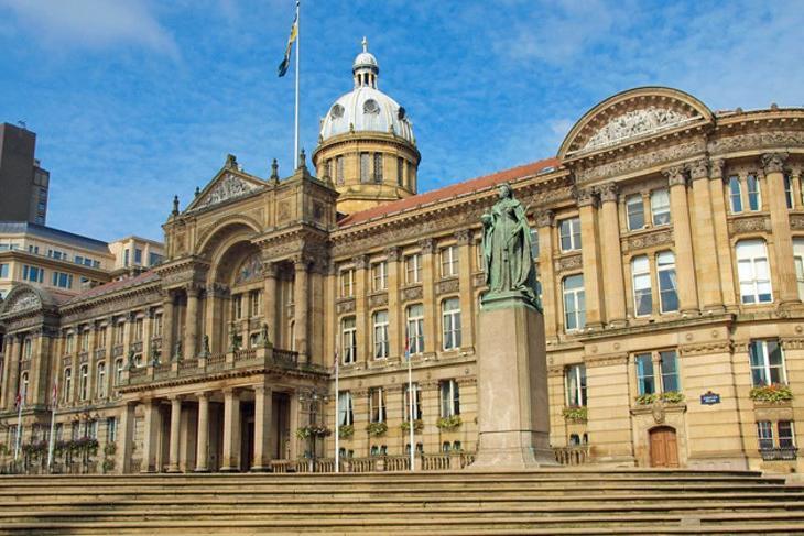 Лучшие туристические достопримечательности в городе Бирмингем: почему исторический центр известен на всю Англию