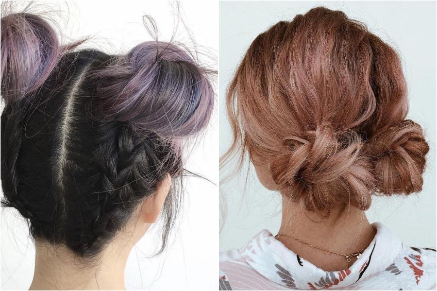 Интересные идеи причесок для каждого типа длинных волос