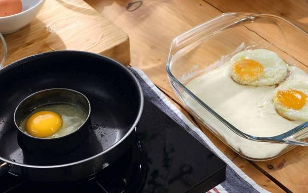 Альтернатива банальной яичнице: когда хочется чего-то необычного, готовлю на завтрак яйца в ореховой панировке (без глютена)
