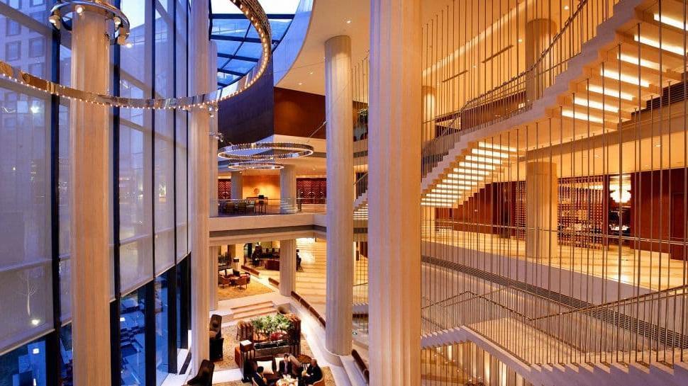 The spectacular Regent Beijing - спокойный и роскошный отель в Пекине, готовый удовлетворить любой ваш каприз