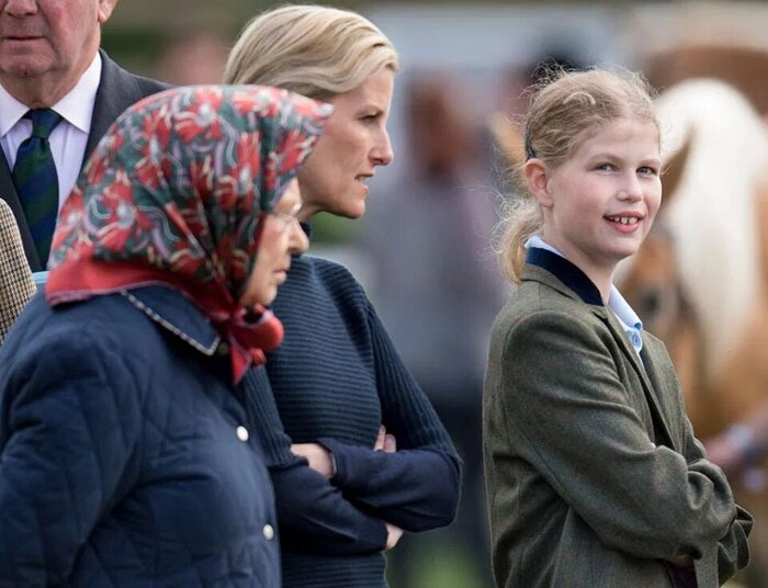 Внучка Елизаветы Второй даже не догадывалась, что ее бабушка   королева Англии