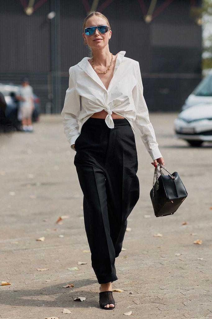 Гардероб для 35-летних женщин: следует выбирать взрослый стиль
