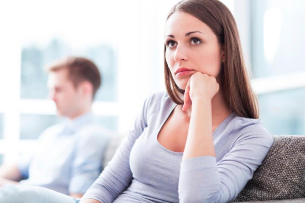 Его раздражает ваше присутствие - 3 признака того, что вы с партнером скоро расстанетесь