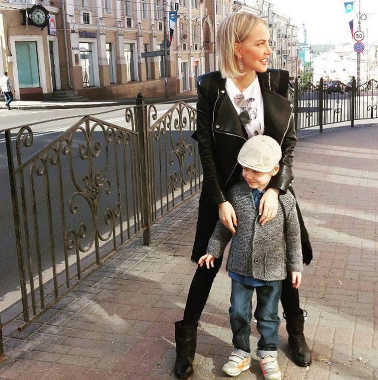 Маша Малиновская откровенно рассказала о личной жизни и воспитании сына