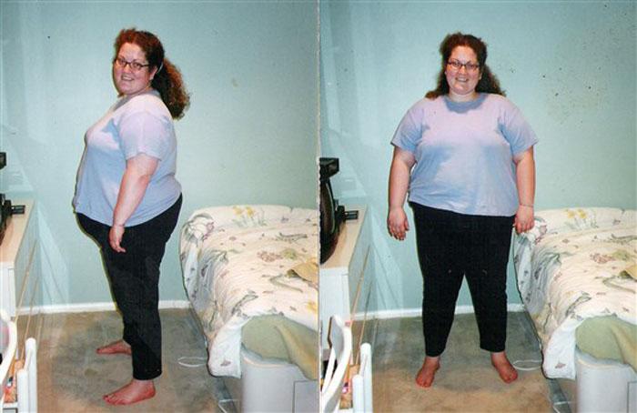 Молли Кармель перепробовала почти все диеты, но похудела на 80 кг только отказавшись от сладкого