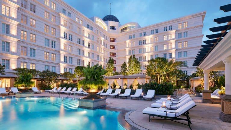 Отель Park Hyatt Saigon в Хошимине очарует вас подлинной роскошью и по-настоящему дружелюбным обслуживанием