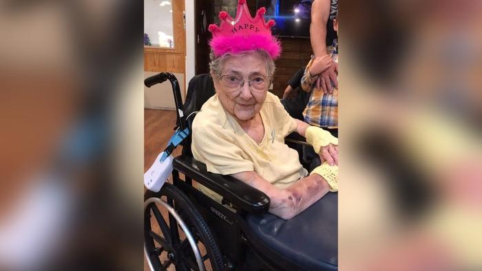 Она прожила 99 лет, хотя все её органы были в «неправильных» местах