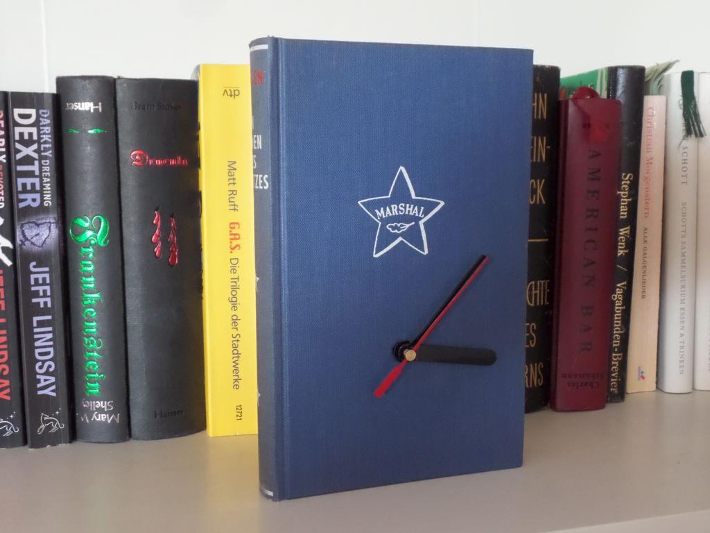 Как из книги сделать часы: пошаговое руководство для оригинальной идеи
