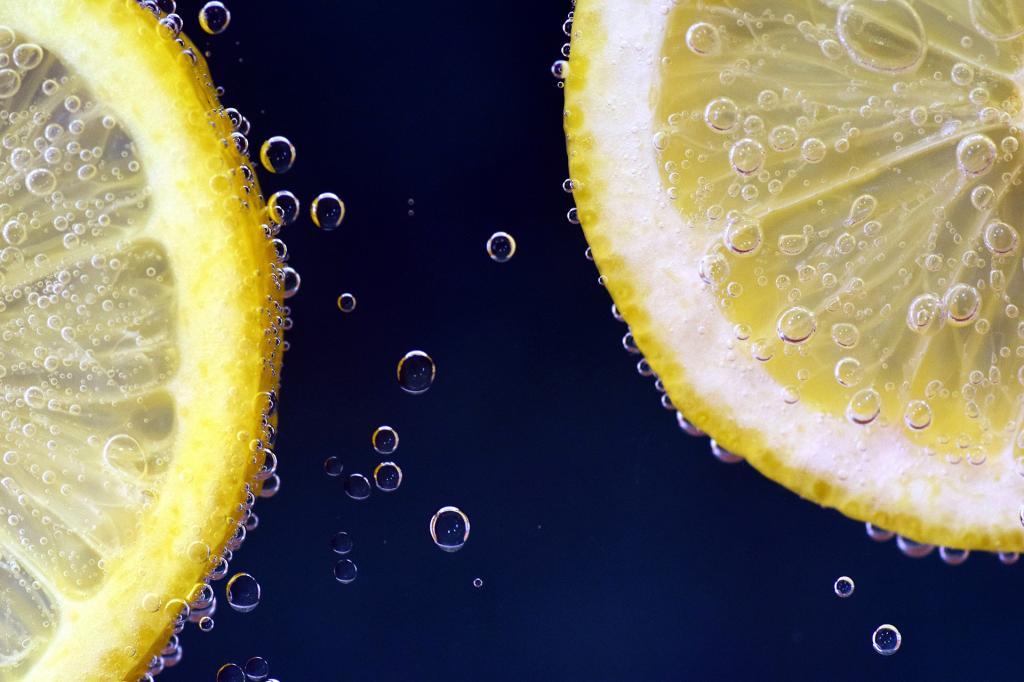 6 полезных свойств лимонов! Они регулируют вес и поддерживают кожу в тонусе