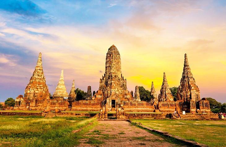 На поезде или на автобусе? Из Бангкока в Аюттхаю: 4 лучших способа добраться туда