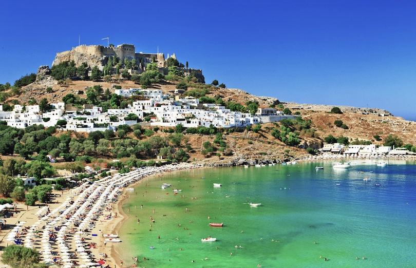 10 лучших туристических достопримечательностей в Греции