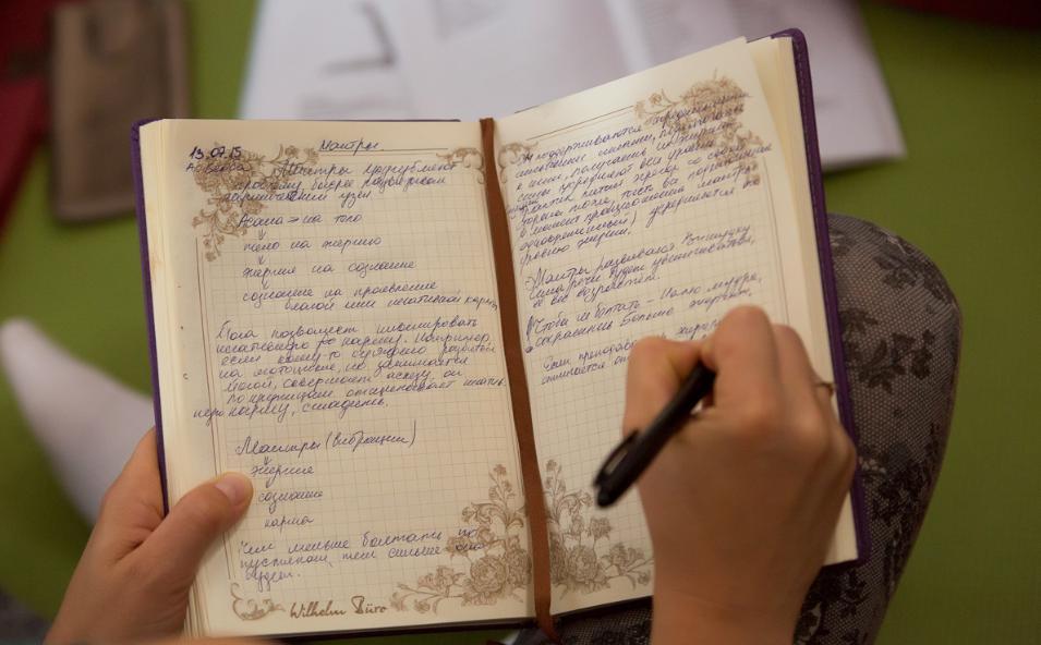 Бумага все стерпит: советы для тех, кто хочет начать вести личный дневник, но не знает как