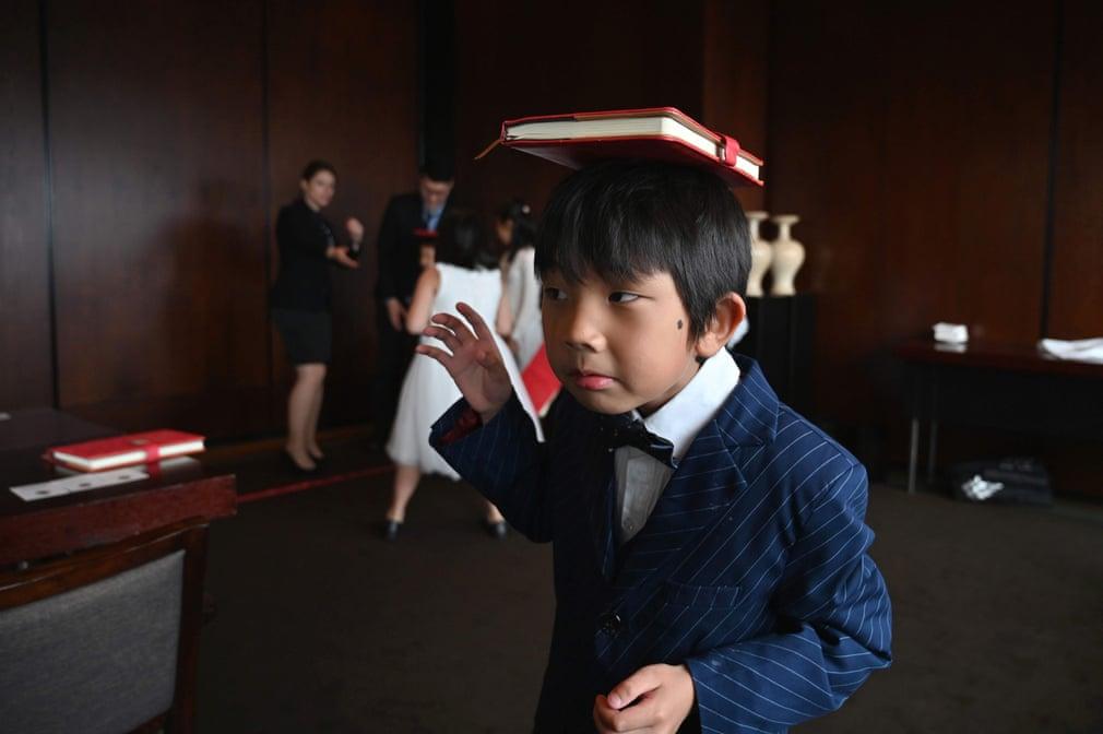 Культура с пеленок: как проходят уроки этикета в Шанхайских детских учреждениях (фото)