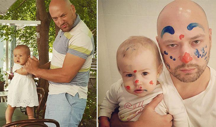 «Не Гульермо же его называть»: популярный ведущий юмористических шоу Владимир Маркони подбирает имя новорожденному сыну