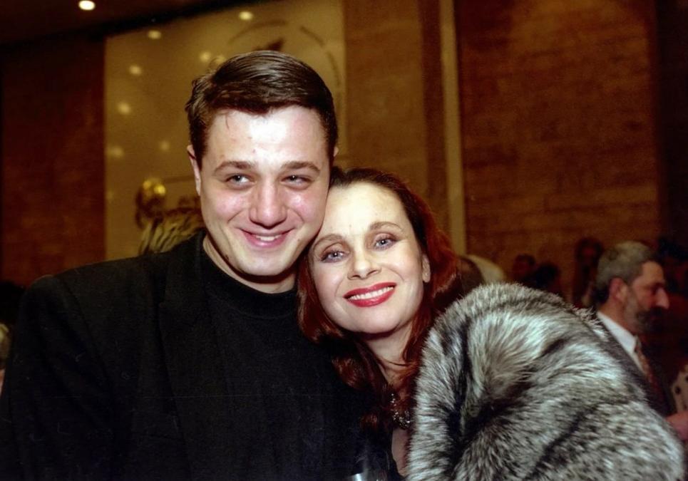 Сын Любови Полищук рассказал о непростых отношениях с матерью