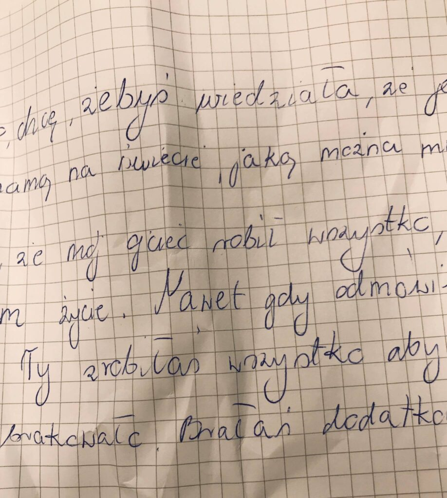 Женщина развелась с мужем-тираном, через много лет она получила письмо от сына