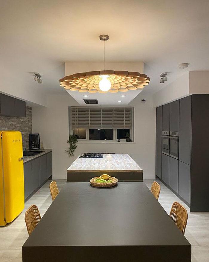 Джорджина Рассел за два года превратила небольшое жилище в потрясающий дом с тренажерным залом