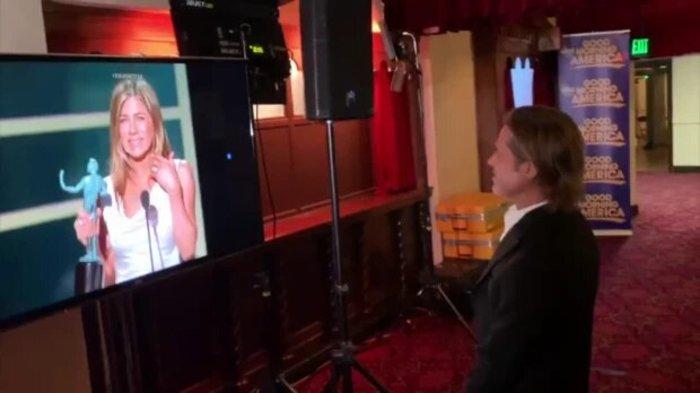 Брэд Питт и Дженнифер Энистон снова вместе - слухи или правда