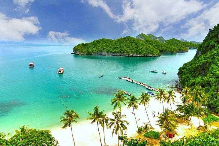 От Бангкока до острова Самуи: 4 лучших способа добраться в эту точку