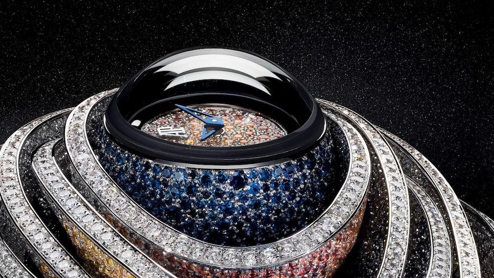 Невероятные часы стоимостью 904 000 $   новый уровень статусности