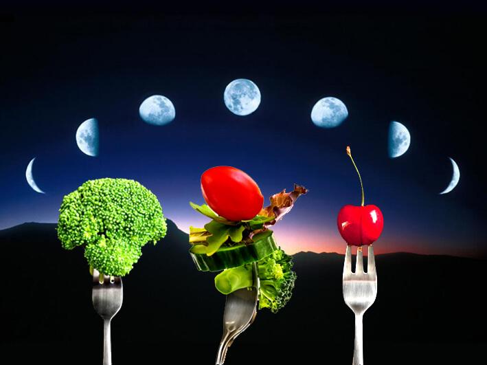 Диета Лунному Циклу. Лунная диета. Худеем по лунным циклам