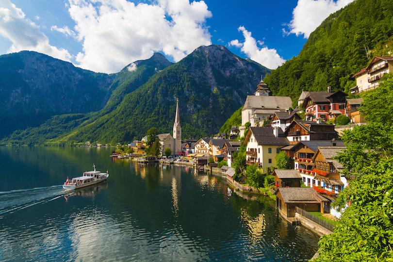 Самые живописные озера Австрии: почему Гальштатское озеро считается одним из лучших в Европе