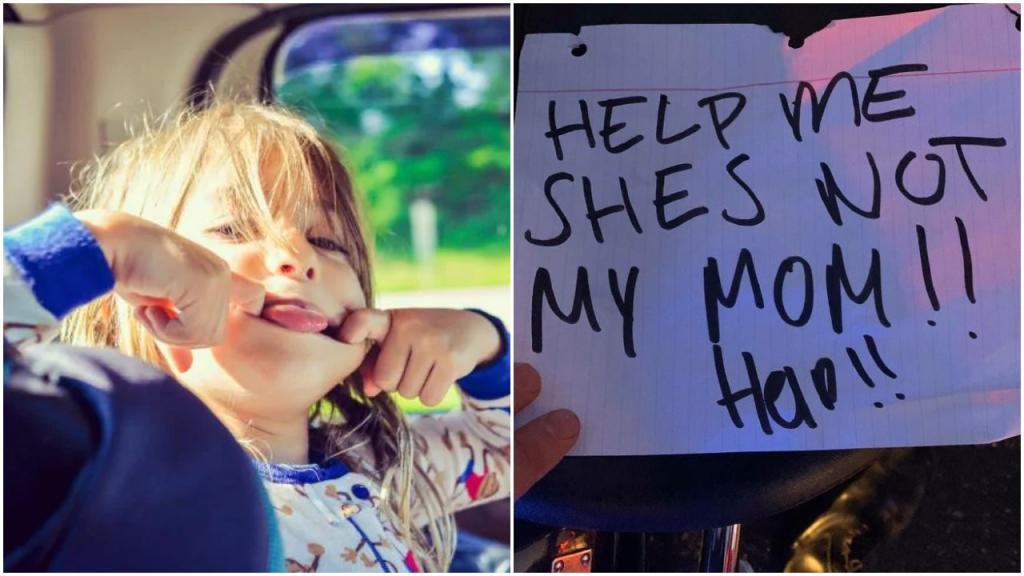 Маленькая шутка ребенка обернулась большой полицейской операцией, или Почему нужно следить за ребенком в автомобиле