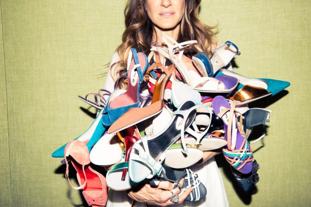 Что в звездном обувном шкафу? Кайли Дженнер, Пэрис Хилтон и другие знаменитые красотки похвастались коллекциями туфель